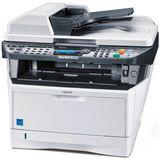 Kyocera FS-1130MFP S/W Laser Drucken/Scannen/Kopieren/Faxen LAN/USB