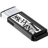 256 GB Mach Xtreme Technology MXUB3MFX-256G schwarz/weiss USB 3.0