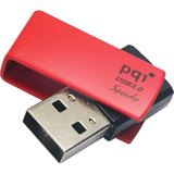 32 GB PQI Intelligent Drive U822 Speedy rot USB 3.0