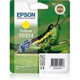 Epson Tinte T0334 C13T033440 gelb