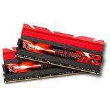 16GB G.Skill TridentX DDR3-2666 DIMM CL12 Dual Kit