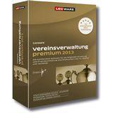 Lexware Vereinsverwaltung 2013 Premium 32/64 Bit Deutsch Office