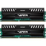 16GB Patriot Viper 3 Black Mamba DDR3-2400 DIMM CL10 Dual Kit