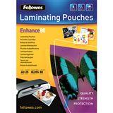 Fellowes GmbH 5396403 Laminiertasche (25 Stück)