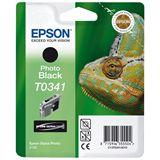 Epson Tinte C13T034140 schwarz photo