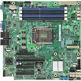 Intel DBS12003RPS Intel C222 So.1150 Dual Channel DDR3 mATX Retail