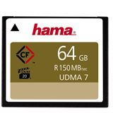 64 GB Hama Compact Flash TypI 1000x Retail