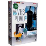 Roxio Roxio Easy VHS to DVD 3 32 Bit Deutsch Videosoftware Vollversion PC (DVD)