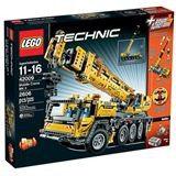 Lego 42009 Technic Baustelle Mobiler Schwerlastkran