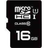 16 GB EMTEC Mini Jumbo Extra microSDHC UHS-I Retail inkl. Adapter