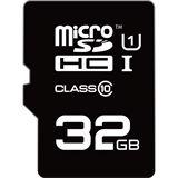 32 GB EMTEC Mini Jumbo Extra microSDHC UHS-I Retail inkl. Adapter