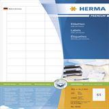 Herma 4606 Universal-Etiketten 3.81x2.12 cm (200 Blatt (13000