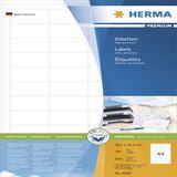 Herma 4608 Premium Universal-Etiketten 4.83x2.54 cm (200 Blatt (8800