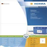 Herma 4628 Premium Universal-Etiketten 21x14.8 cm (200 Blatt (400