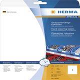 Herma 4698 strapazierfähig Universal-Etiketten 21.0x29.7 cm (25 Blatt (25 Etiketten))