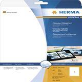 Herma 4909 Universal-Etiketten 21.0x29.7 cm (25 Blatt (25 Etiketten))
