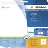 Herma 5064 Premium Universal-Etiketten 21x14.8 cm (25 Blatt (25
