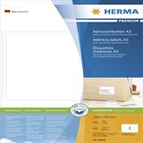 Herma 8690 Premium Adressetiketten 14.85x20.5 cm (400 Blatt)