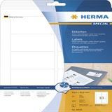 Herma 8840 Inkjet-Etiketten 8.38x5.08 cm (25 Blatt ( 250 Etiketten))