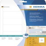 Herma 8842 Inkjet-Etiketten 8.89x4.66 cm (25 Blatt (300 Etiketten))