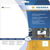Herma 9500 Outdoor Klebefolie 21.0x29.7 cm (10 Blatt (10 Etiketten))