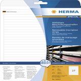 Herma 10022 Beschriftungsstreifen 19.2x10 cm (25 Blatt (675