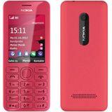 Nokia 301 Dual-SIM fuchsia