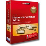 Lexware Hausverwalter 2014 32/64 Bit Deutsch Office Vollversion PC (CD)