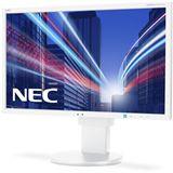"""23"""" (58,42cm) NEC MultiSync EA234WMi weiß Weiß"""