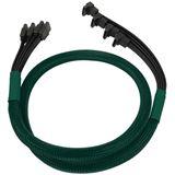 Nanoxia 4-fach grünes Kabel für SATA 3.0 (NXS6GGR)