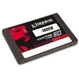 "180GB Kingston SSD Now KC300 2.5"" (6.4cm) SATA 6Gb/s MLC"