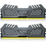 8GB ADATA XPG Gaming Series v2.0 grau DDR3-1600 DIMM CL9 Dual Kit