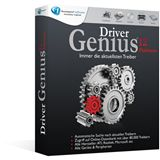 Avanquest Driver Genius 12 Platinum Edition 32/64 Bit Deutsch Tool
