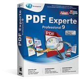Avanquest PDF Experte 9.0 Professional 32/64 Bit Deutsch Grafik Vollversion PC (DVD)