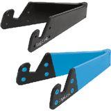 LogiLink Smartphone&Tablet Foldable Stand black&blue
