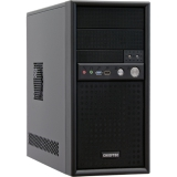 Chieftec Mesh CD-01-U3 Mini Tower 350 Watt schwarz