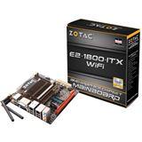 ZOTAC E2-1800-ITX WIFi A Series AMD A68M So.BGA Dual Channel DDR3