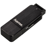 Hama SD/microSD Card Reader schwarz USB 3.0 Stick Dual Slot