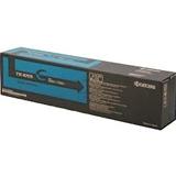 Kyocera TK 8705C Tonerpatrone,1 x Cyan,30000 Seiten,für TASKalfa 550c,650c,6550ci,750c