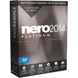 Nero 2014 Platinum 32/64 Bit Deutsch Brennprogramm Vollversion PC