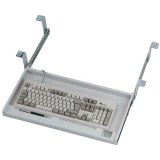 Fellowes GmbH 93800-70 Tastaturschublade für Tastaturen