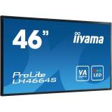 "46"" (116,84cm) iiyama ProLite LH4664S schwarz 1920x1080 BNC /"