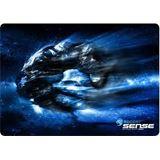 Roccat Sense Meteor Blue 400 mm x 280 mm schwarz/blau