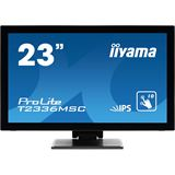 "23"" (58,42cm) iiyama ProLite T2336MSC Touch schwarz 1920x1080"