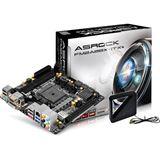ASRock FM2A88X-ITX+ AMD A88X So.FM2+ Dual Channel DDR3 Mini-ITX Retail