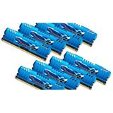 64GB G.Skill RipJawsZ DDR3-2133 DIMM CL10 Octa Kit