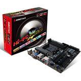 Biostar Hi-Fi A88S3+ AMD A88X So.FM2+ Dual Channel DDR3 mATX Retail