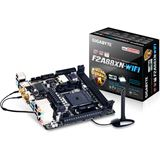 Gigabyte GA-F2A88XN-WIFI AMD A88X So.FM2+ Dual Channel DDR3 Mini-ITX