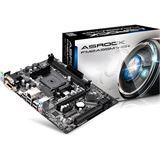 ASRock FM2A55M HD+ AMD A55 So.FM2+ Dual Channel DDR3 mATX Retail