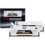 8GB GeIL EVO Potenza weiß DDR3-2666 DIMM CL11 Dual Kit